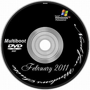 Windows XP SP3 Need for Windows Suite DVD (02.2011/RUS)